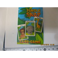Card game Jungle snap