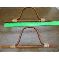 Ручки для сумки бамбуковые
