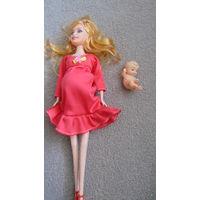 Кукла беременная