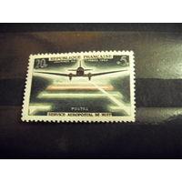 1959 Старенькая Франция чистая MNH** авиация самолет выпускалась одиночкой (4-8)