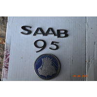 Эмблема сааб
