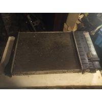 Лот 1209. Радиатор охлаждения BMW E34, E36. Старт с 50 рублей!