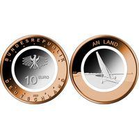 10 евро 2020 Германия F На земле UNC