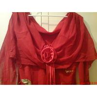 Платье вечернее,нарядное ,шикарное 48-50 р