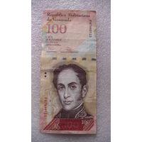 Венесуэла 100 боливаров  2012г.  распродажа