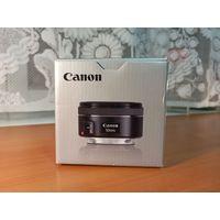 Объектив CANON 50 mm