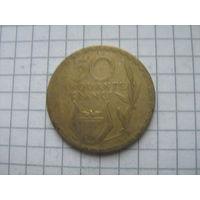 Руанда 50 франков 1977г.