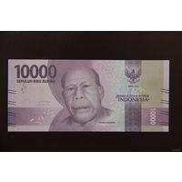 Индонезия 10000 рупий 2016 UNC