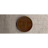 Германия 1 пфенниг 1930 A(Ab)