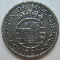 Мозамбик 50 сентаво 1950 г. (gl)