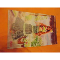 Плакат Барби