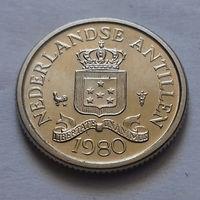 10 центов, Нидерландские Антильские острова, (Антиллы) 1980 г., UNC