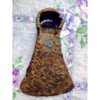 Старый кованый топор матыга