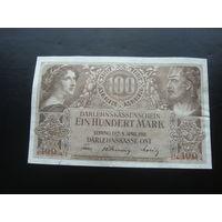 100 марок 1918 ковно каунас