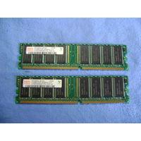 Модуль памяти Hynix PC3200U-30330 (512 Mb)