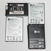 Батареи LG (аккумуляторы, АКБ)