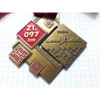 Медаль Минский Полумарафон 2019  (Финишёр 21,1 км.)