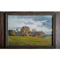 """Картина Леонарда Шиленкова: """"дыхание осени"""". 2000г. Распродажа!!!"""