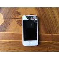 Телефон Apple 4 s