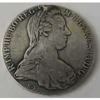 Талер.1780.Марии Терезии.  рестрайк. H67a