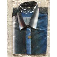 Рубашка рубаха импортная 90-е гг времён СССР Марк М Новая