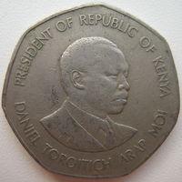 Кения 5 шиллингов 1985 г. (g)