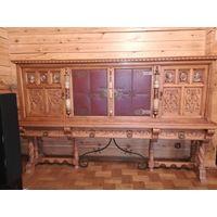 Роскошный комплект мебели для зала