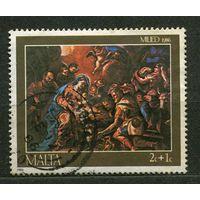 Рождество. Мальта. 1986.