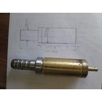 Клапан на водозаборную трубу