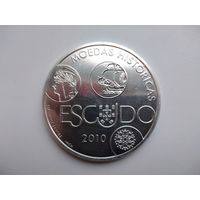 Португалия 10 евро 2010
