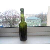 Бутылка пивная первой мировой.