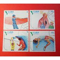 Куба 1983 спорт