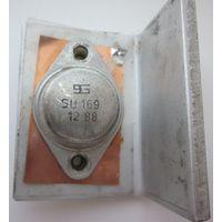 SU 169 c радиатором