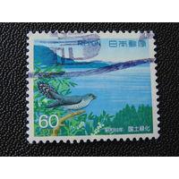 Япония 1988 г. Птицы.