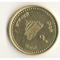1 рупия 2000 г.