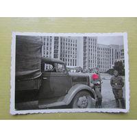 ВОВ 7 июль 1941 МИНСК оккупация фашизм Оригинал!