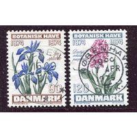 Дания. 100 лет ботанического сада при Копенгагенском университете