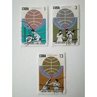 Куба 1974. Чемпионат мира по любительскому боксу. Полная серия