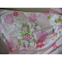 Ткань для постельного белья (на полный 1,5 сп. комплект)