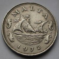 Мальта, 10 центов 1972 г