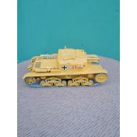 Модель танка, лот 1