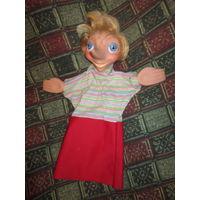 Кукла Буратино . Бибабо
