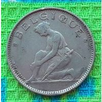 Бельгия 1 франк 1922 года. Валонский вариант.