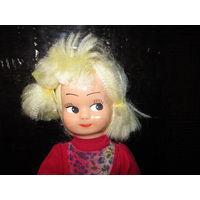 Кукла старая редкая .