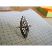 Кольцо 925 пр 18 размера.
