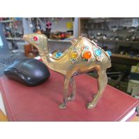 Дромедар-одногорбый верблюд, 9*9 см.