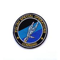 Шеврон Командования специальными операциями Республики Польша (распродажа коллекции0,5