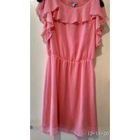 Нежное платье hm