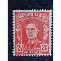 Австралия. Король Георг VI 1942г.