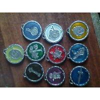 Медальоны Шрек
